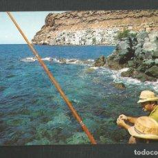 Postales: POSTAL SIN CIRCULAR SUR DE GRAN CANARIA 6576 PLAYA DE MOGAN EDITA EDICIONES ISLAS. Lote 261989890