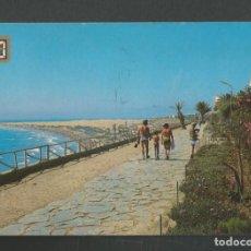 Postales: POSTAL CIRCULADA GRAN CANARIA 531 PLAYA DEL INGLES EDITA ESCUDO DE ORO. Lote 261990145