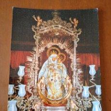 Postales: POSTAL VIRGEN NTRA SRA DEL PINO. PATRONA DE GRAN CANARIA. TEROR. SIN CIRCULAR.. Lote 262045235
