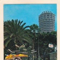 Postales: POSTAL VISTA PARCIAL DEL PARQUE STA. CATALINA Y HOTEL DON JUAN. LAS PALMAS DE GRAN CANARIA (1970). Lote 262099625