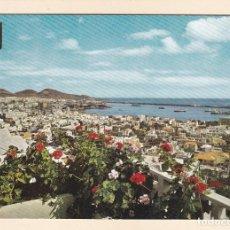Postales: POSTAL VISTA PARCIAL. LAS PALMAS DE GRAN CANARIA (1967). Lote 262108050