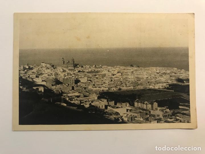 LAS PALMAS, POSTAL NO.90, VISTA DE LA CIUDAD. EDIC., BAZAR ALEMÁN (H.1940?) S/C (Postales - España - Canarias Moderna (desde 1940))