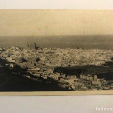 Postales: LAS PALMAS, POSTAL NO.90, VISTA DE LA CIUDAD. EDIC., BAZAR ALEMÁN (H.1940?) S/C. Lote 262138865