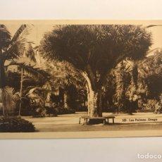 Postales: LAS PALMAS, POSTAL NO.169, DRAGO. EDIC., BAZAR ALEMÁN (H.1940?) S/C. Lote 262140105