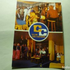Postales: POSTAL CLUB LES COPAINS PUERTO CRUZ. Lote 262468245
