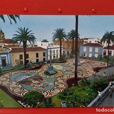 Postales: OROTAVA TENERIFE ALFOMBRA PIEDRAS TEIDE ED GASTEIZ 2237 ESCRITA 1973. Lote 262530885