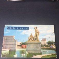 Postales: POSTAL DE PUERTO DE LA LUZ - BONITAS VISTAS- LA DE LA FOTO VER TODAS MIS POSTALES. Lote 262685480