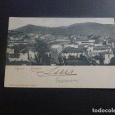 Postales: LA LAGUNA TENERIFE ED. BAZAR FRANCES REVERSO SIN DIVIDIR. Lote 263628660