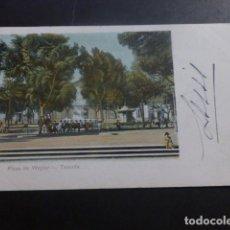 Postales: TENERIFE PLAZA DE WEYLER ED. FOTOGRAFIA ALEMANA REVERSO SIN DIVIDIR. Lote 263628935