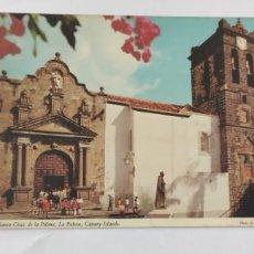 Postales: POSTAL SANTA CRUZ DE LA PALMA CANARY ISLANDS. Lote 265174154