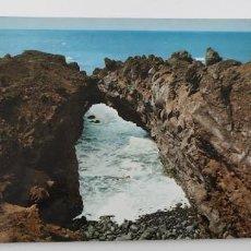 Cartes Postales: POSTAL LANZAROTE LOS HERVIDEROS. Lote 265175979