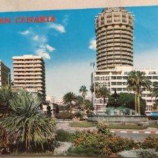 Postales: POSTAL 2888. ISLAS CANARIAS. LAS PALMAS. PARQUE DE SANTA CATALINA.. Lote 265192189