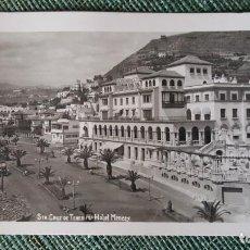 Postales: POSTAL HOTEL MENCEY - SANTA CRUZ DE TENERIFE. FOTO BAENA. EN EXCELENTE ESTADO SIN CIRCULAR.. Lote 265361089