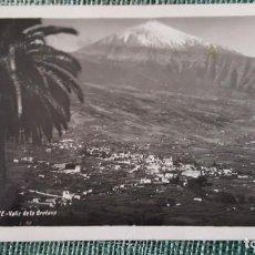 Postales: POSTAL VALLE DE LA OROTAVA - TENERIFE. FOTO BAENA. BUEN ESTADO - ESCRITA.. Lote 265361824