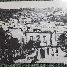 Postales: POSTAL PASEO DE SAN BERNARDO-AÑO 1910. LAS PALMAS DE GRAN CANARIA. ED. HERSAN. REPRODUCCIÓN AÑO 1993. Lote 265404049