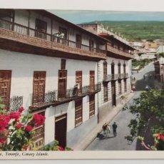 Postales: POSTAL LA OROTAVA TENERIFE ISLAS CANARIAS. LOS BALCONES.. Lote 265539339