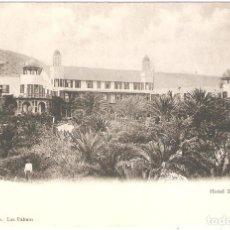 Postales: LAS PALMAS. HOTEL SANTA CATALINA.. Lote 265800734