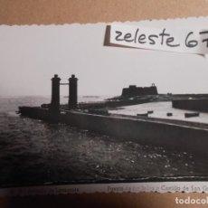 Cartes Postales: ARRECIFE DE LANZAROTE - PUENTE DE LAS BOLAS. Lote 266461333