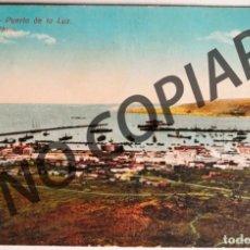 Postales: ANTIGUA POSTAL DE LAS PALMAS. PUERTO DE LA CRUZ. 1920. ESCRITA Y CIRCULADA.. Lote 266566233