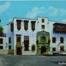 Postais: LAS PALMAS DE GRAN CANARIA. MUSEO PROVINCIAL DE BELLAS ARTES. CASA DE COLÓN. Lote 267184404