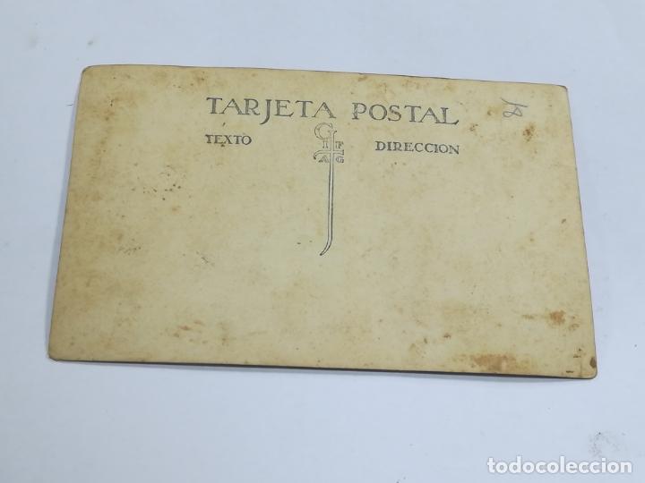 Postales: TARJETA POSTAL. FOTOGRÁFICA. LAS PALMAS. CALLE DE TRIANA. Nº 28. FB - Foto 2 - 267711044
