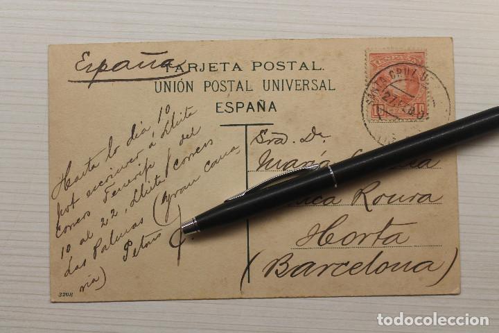 Postales: POSTAL GRAN CANARIA, PUERTO LUZ, LAS PALMAS, 1907 - Foto 2 - 267825204