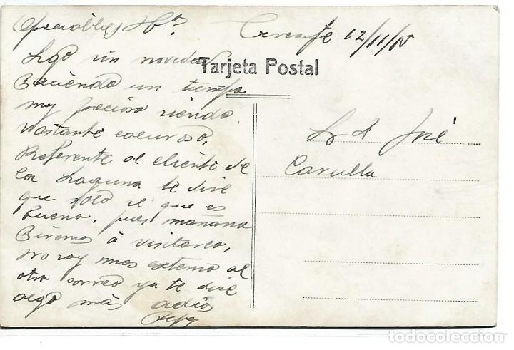 Postales: (PS-65497)POSTAL FOTOGRAFICA DE ICOD-PLASA LA CONSTITUCION - Foto 2 - 268726344