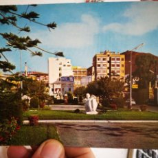 Postales: POSTAL LAS PALMAS DE GRAN CANARIA ENTRADA PRINCIPAL DEL PUERTO N 106 ESCUDO DE ORO ESCRITA Y SELLADA. Lote 268947734