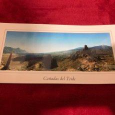 Postales: POSTAL CAÑADAS DEL TEIDE TENERIFE. Lote 268980894