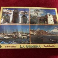 Postales: POSTAL SAN SEBASTIÁN DE LA GOMERA. Lote 268983234