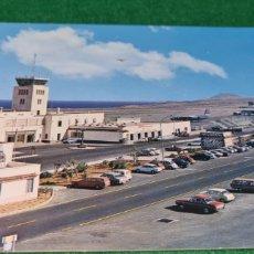 Cartes Postales: PRECIOSA POSTAL DE LA ISLA DE GRAN CANARIA AEROPUERTO DE LAS PALMAS. CIRCULADA.. Lote 269600378