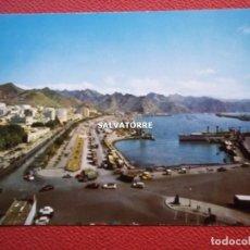 Cartes Postales: POSTAL SANTA CRUZ DE TENERIFE.PASEO DE SAN MIGUEL.POSTALES CYP.CAMPAÑÁ.7353.SERIE II. Lote 269972158