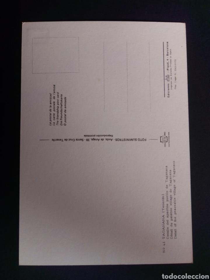 Postales: POSTAL DE TAGANANA. TENERIFE. - Foto 2 - 270102703