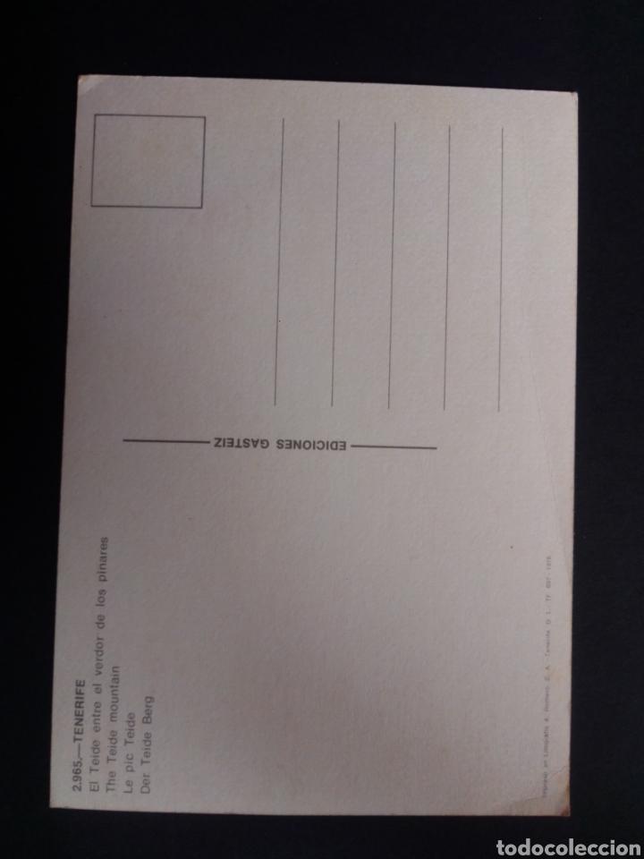 Postales: POSTAL DE TENERIFE. CANARIAS. - Foto 2 - 270103453