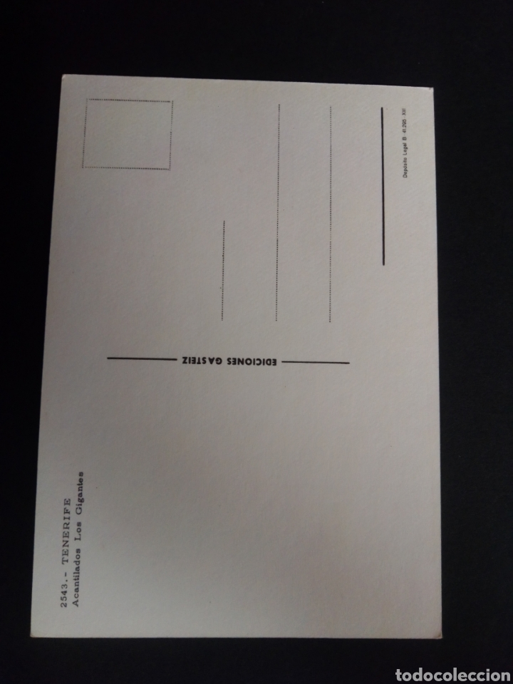 Postales: POSTAL DE TENERIFE. CANARIAS. - Foto 2 - 270103598