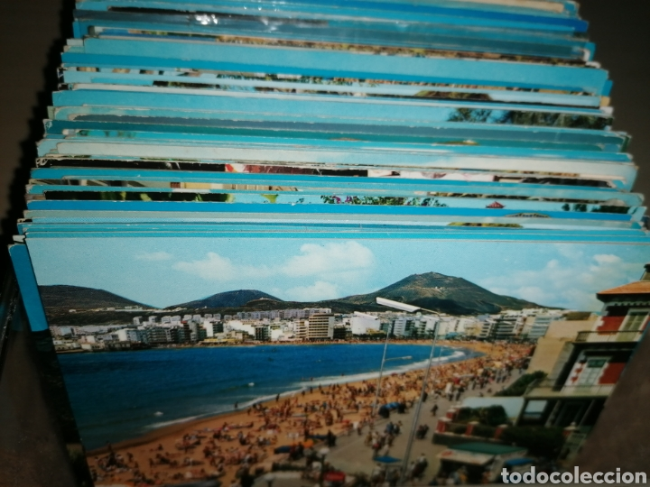 Postales: Gran lote de postales de CANARIAS. Años 60 y 70 - Foto 4 - 270157398