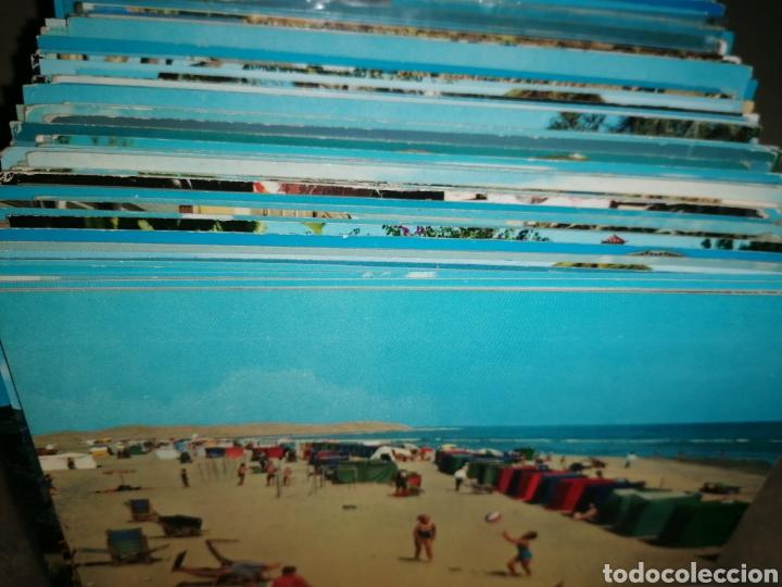 Postales: Gran lote de postales de CANARIAS. Años 60 y 70 - Foto 5 - 270157398