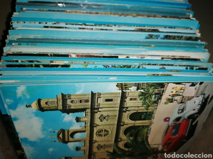 Postales: Gran lote de postales de CANARIAS. Años 60 y 70 - Foto 6 - 270157398