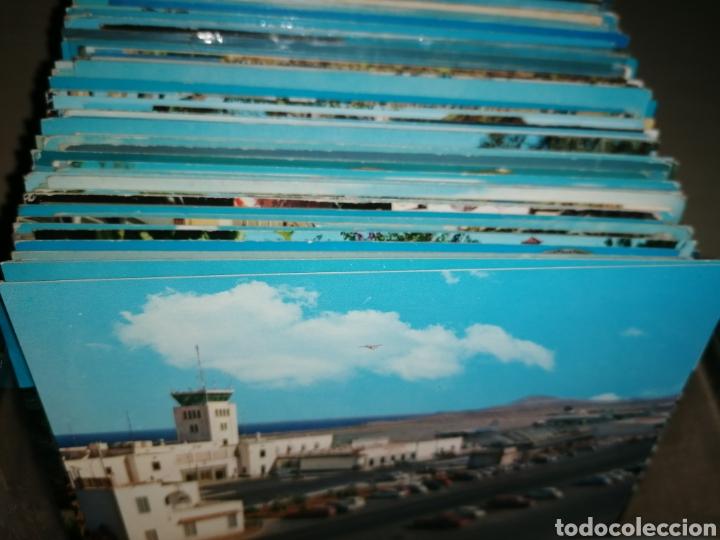 Postales: Gran lote de postales de CANARIAS. Años 60 y 70 - Foto 7 - 270157398