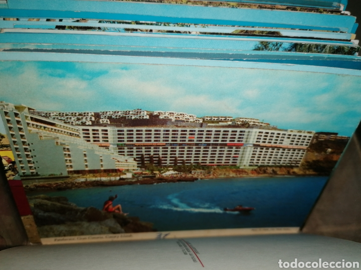 Postales: Gran lote de postales de CANARIAS. Años 60 y 70 - Foto 29 - 270157398
