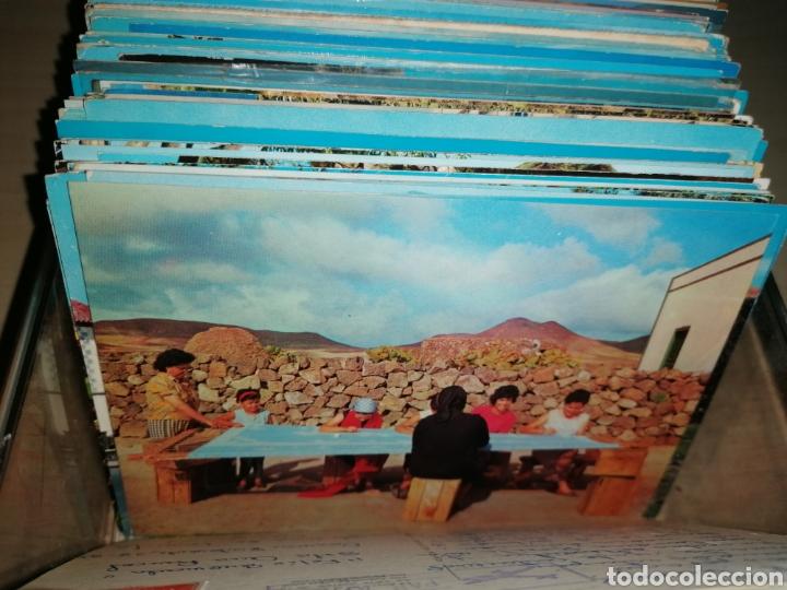Postales: Gran lote de postales de CANARIAS. Años 60 y 70 - Foto 38 - 270157398