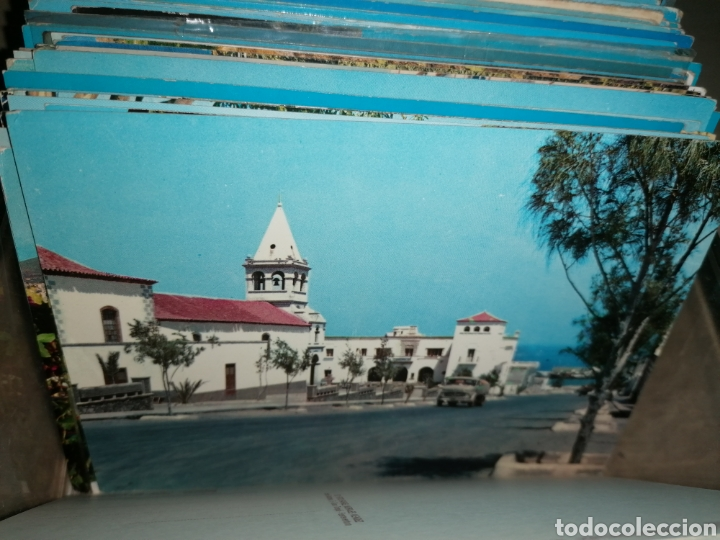 Postales: Gran lote de postales de CANARIAS. Años 60 y 70 - Foto 40 - 270157398