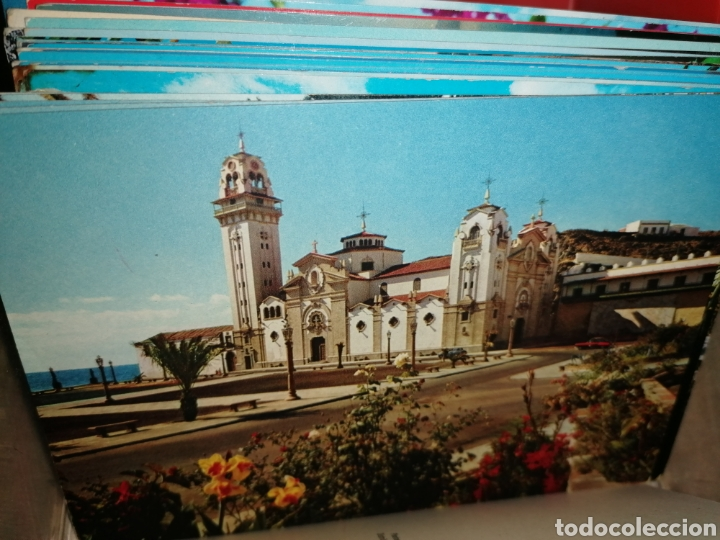 Postales: Gran lote de postales de CANARIAS. Años 60 y 70 - Foto 60 - 270157398