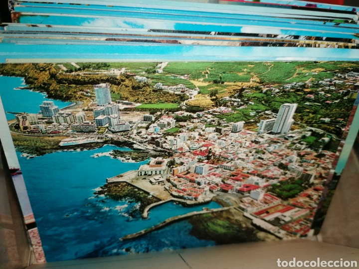 Postales: Gran lote de postales de CANARIAS. Años 60 y 70 - Foto 70 - 270157398