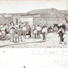 Postales: MEDANÓ - 13839 S.C. DE TENERIFE CIRCULADA EN 1903. Lote 270382108