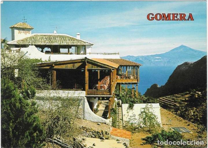 POSTAL ISLA DE LA GOMERA. LAS ROSAS. 73-506 (Postales - España - Canarias Moderna (desde 1940))