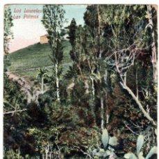Postales: PRECIOSA POSTAL - LAS PALMAS (GRAN CANARIA) - LOS LAURELES. Lote 276292788