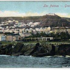 Postales: BONITA POSTAL - LAS PALMAS - GRAN CANARIA. Lote 276453473