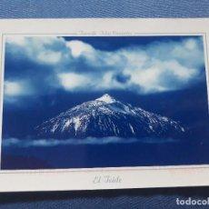 Postales: EL TEIDE - NEVADO - TENERIFE - PETER SAAF - 2006. Lote 276527443