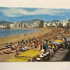 Postales: LAS PALMAS DE GRAN CANARIA. POSTAL NO.2295, PLAYA DE LAS CANTERAS. EDISSA (H.1960?) S/C. Lote 276978618
